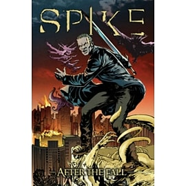 Spike: After The Fall HC Books