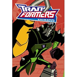 Transformers Animated Volume 9 Books
