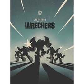 Transformers: Last Stand of the Wreckers HC Books