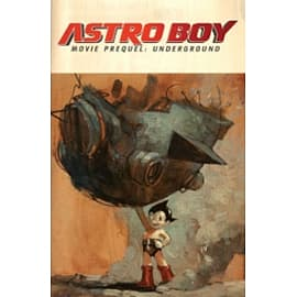 Astro Boy: Movie Prequel Books