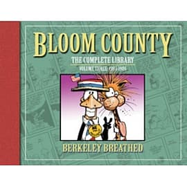Bloom County: The Complete Library Volume 3 Books