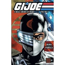 G.I. Joe: A Real American Hero Volume 1 Books