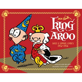 King Aroo Volume 2 Books