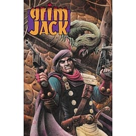 Legend Of GrimJack Volume 2 Books