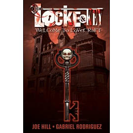 Locke & Key Volume 1: Welcome to Lovecraft TP Books