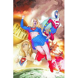 Supergirl Death And The Family TP Books