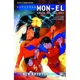 Superman Mon El TP Vol 02 Man Of Valor Books