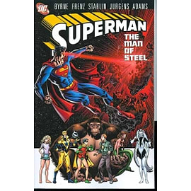 Superman The Man Of Steel TP Vol 06 Books