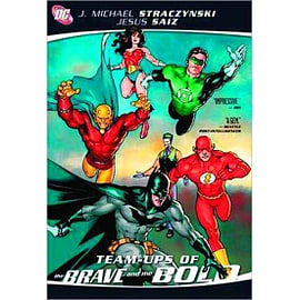 Team Ups Of The Brave And The Bold HC Books