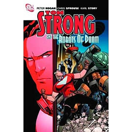 Tom Strong And The Robots Of Doom TP Books