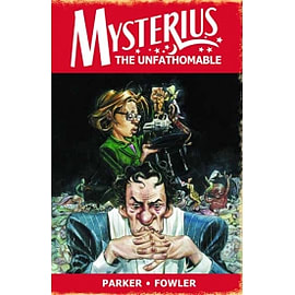 Mysterius The Unfathomable TP Books
