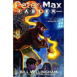 Peter & Max A Fables Novel TP Books