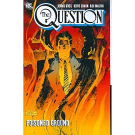 Question TP Vol 02 Poisoned Ground Books