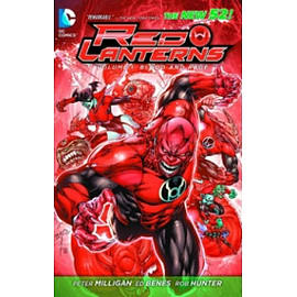 Red Lanterns TP Vol 01 Blood And Rage Books