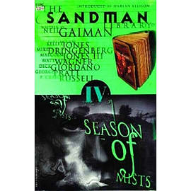 Sandman TP Vol 04 Season Of Mists New Ed Books