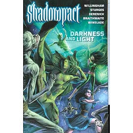Shadowpact TP Vol 03 Darkness And Light Books