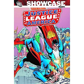 Showcase Presents Justice League Of America TP Vol 04 Books