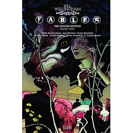 Fables Deluxe Edition HC Vol 02 Books