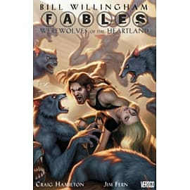 Fables: Werewolves of the Heartland HC (MR) Books