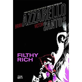 Filthy Rich HC Books