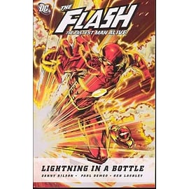 Flash Fastest Man Alive Lightning In A Bottle TP Books