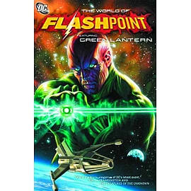 Flashpoint World Of Flashpoint Green Lantern TP Books