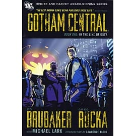 Gotham Central TP Book 01 In The Line Of Duty Books