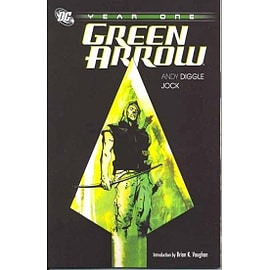 Green Arrow Year One TP Books
