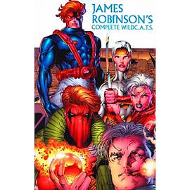 James Robinsons Complete Wildcats TP Books