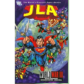 Jla TP Vol 06 World War Three Books