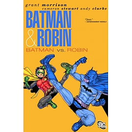 Batman And Robin TP Vol 02 Batman Vs Robin Books