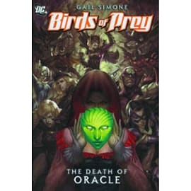 Birds Of Prey Hc Vol 02 Death Of Oracle Books