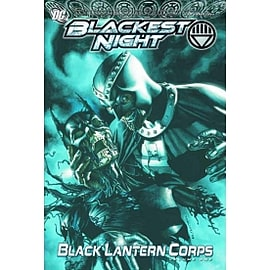 Blackest Night Black Lantern Corps TP Vol 01 Books