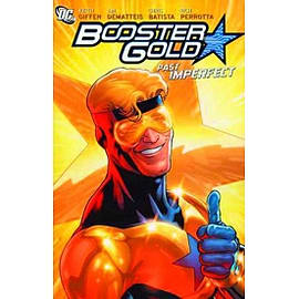 Booster Gold Past Imperfect TP Books