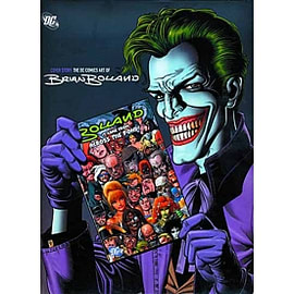 Cover Story Dc Comics Art Of Brian Bolland HC Books