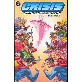 Crisis On Multiple Earths TP Vol 02 Books
