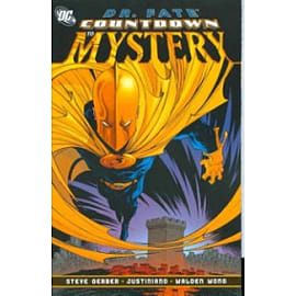 Dr Fate Countdown To Mystery TP Books