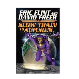 Slow Train To Arcturus Books