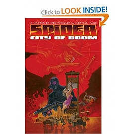 Spider: City Of Doom Books