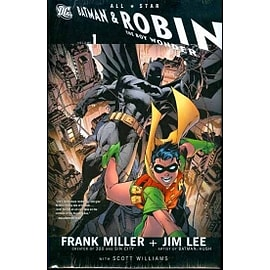 All Star Batman And Robin The Boy Wonder HC Vol 01 Books