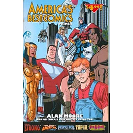 Americas Best Comics Primer TP Books