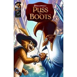 Puss In Boots Movie Prequel: The Sword Master of Rancho Castillo Books