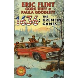 1636: The Kremlin Games Books