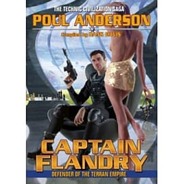 Captain Flandry: Defender Of The Terran Empire Books