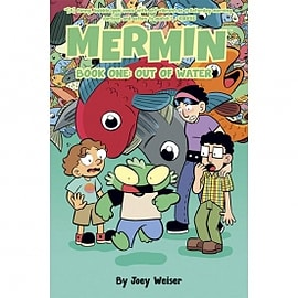 Mermin Volume 1: Out Of Water Books
