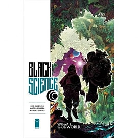 Black Science Volume 4 Godworld Books