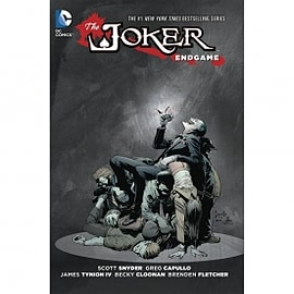The Joker: Endgame - Paperback Books