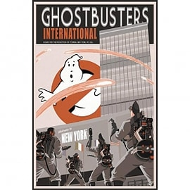 Ghostbusters International Books