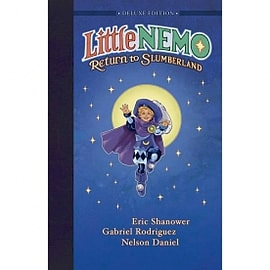 Little Nemo Return to Slumberland Deluxe Edition Hardcover Books