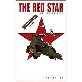The Red Star Volume 2 Deluxe Edition Hardcover Books